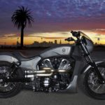 Victory Combustion Project. American muscle bike 2