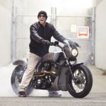 Victory Combustion Project. American muscle bike 9