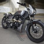 Victory Combustion Project. American muscle bike 7