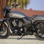 Victory Combustion Project. American muscle bike 3