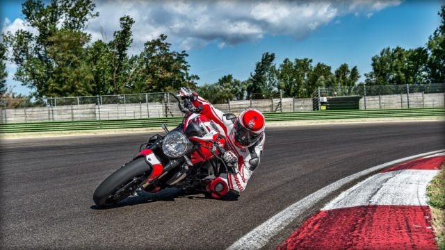 Ducati Monster 1200 R. The most powerful naked in Bologna 1