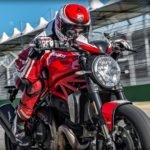 Ducati Monster 1200 R. The most powerful naked in Bologna 7
