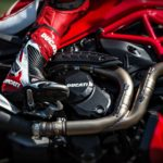 Ducati Monster 1200 R. The most powerful naked in Bologna 11