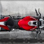 Ducati Monster 1200 R. The most powerful naked in Bologna 2