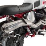 Moto Guzzi V7 II Stornello. The Guzzi Scrambler 5