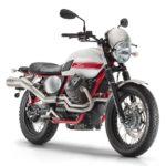 Moto Guzzi V7 II Stornello. The Guzzi Scrambler 8