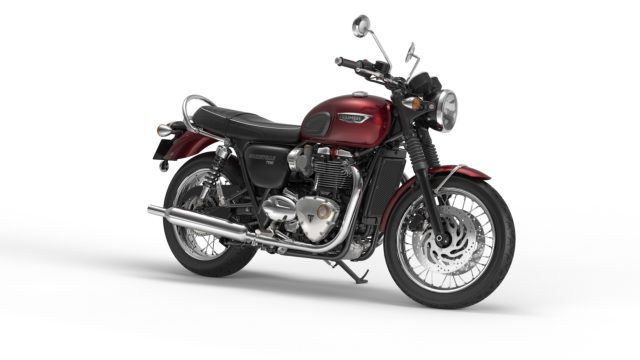 Triumph Bonneville T120 2016. The modern classic is back 1
