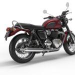 Triumph Bonneville T120 2016. The modern classic is back 9