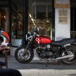 Triumph Street Twin 2016. New entry-level classic 2