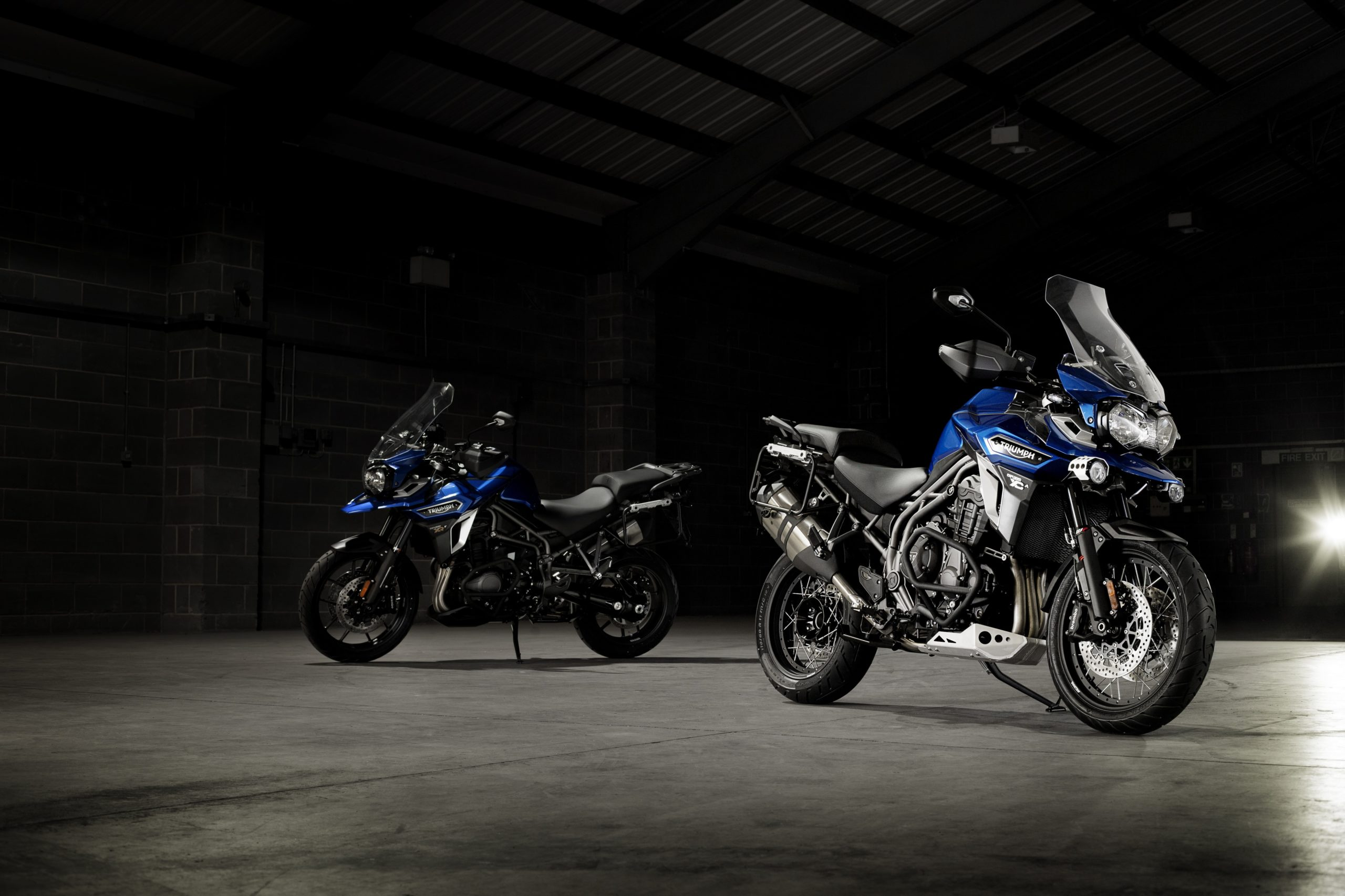 Triumph Tiger Explorer is back. New electronics, more power 6