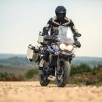 Triumph Tiger Explorer is back. New electronics, more power 2