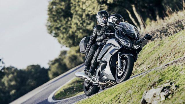 2016 Yamaha FJR 1300. More than a facelift 1