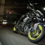 Yamaha MT-10. R1 derived street-fighter - tech specs and photo gallery 5