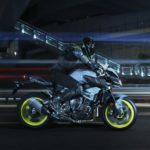 Yamaha MT-10. R1 derived street-fighter - tech specs and photo gallery 9