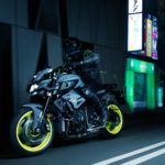 Yamaha MT-10. R1 derived street-fighter - tech specs and photo gallery 11