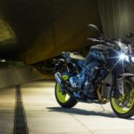 Yamaha MT-10. R1 derived street-fighter - tech specs and photo gallery 4