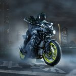 Yamaha MT-10. R1 derived street-fighter - tech specs and photo gallery 6