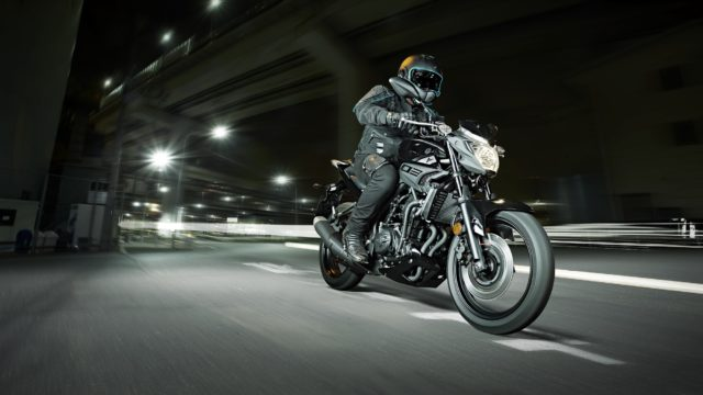 2016 Yamaha MT-03 revealed.  Tech specs and photo gallery 1