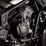 2016 Yamaha MT-03 revealed.  Tech specs and photo gallery 15