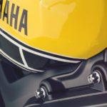 "Yamaha XSR 900. A ""retro-modern"" MT-09 12"