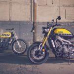 "Yamaha XSR 900. A ""retro-modern"" MT-09 5"