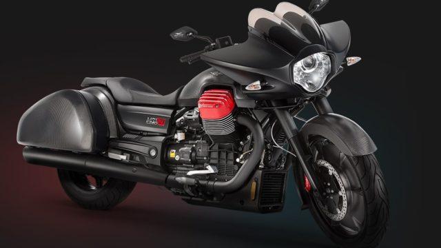 Moto Guzzi MGX-21. Guzzi style bagger 4