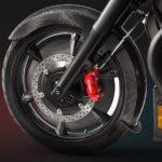 Moto Guzzi MGX-21. Guzzi style bagger 5