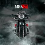 Moto Guzzi MGX-21. Guzzi style bagger 9