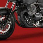 Moto Guzzi V9: Bobber & Roamer revealed 12