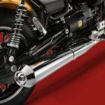 Moto Guzzi V9: Bobber & Roamer revealed 13