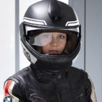 Smart HUD Helmet presented by BMW Motorrad 10