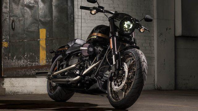 Harley-Davidson CVO Pro Street Breakout 1