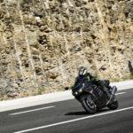 Kawasaki ZZR 1400 updated for 2016. Euro 4 compliant thrill seeker 7