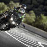 Kawasaki ZZR 1400 updated for 2016. Euro 4 compliant thrill seeker 4