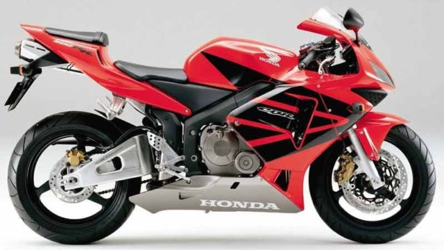 129873@Honda CBR600RR 2003