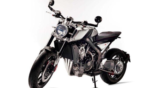 Honda CBSix50 and CB4 Concepts 1