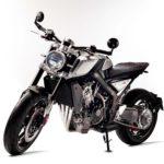 Honda CBSix50 and CB4 Concepts 5