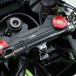 Kawasaki ZX-10R steering problems 3