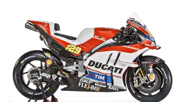 2016 Ducati Desmosedici GP photo gallery ‒ spread the wings 1