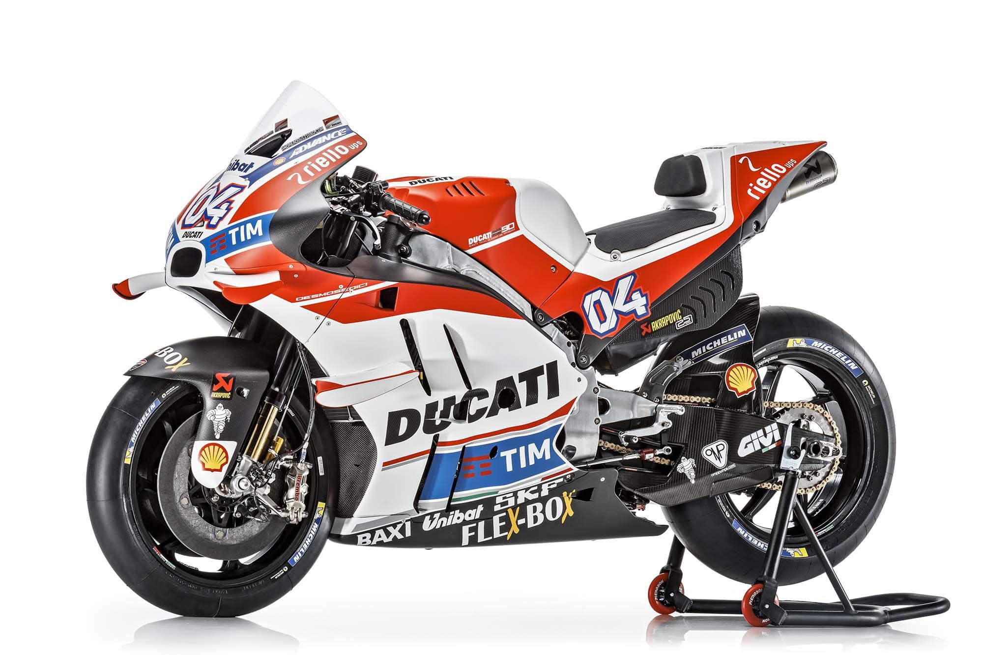 2016 Ducati Desmosedici GP photo gallery ‒ spread the wings   DriveMag Riders