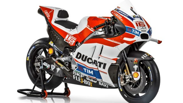 MotoGP bikes grew wings for 2016 season 3