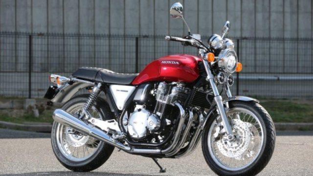 Honda CB Type II Revealed 1