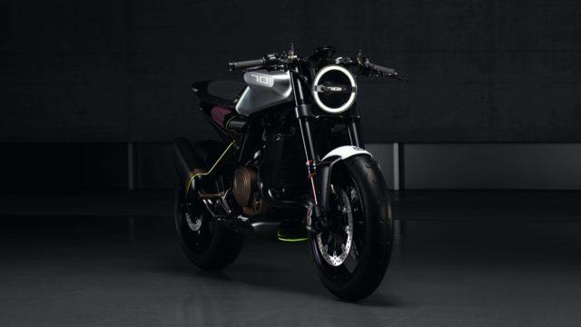 Husqvarna Vitpilen 701 concept highlights 1