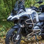 Michelin Anakee Wild ready to roll. New Adventure tire for big bikes 9