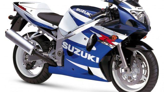 Suzuki GSX R 2001 800x562