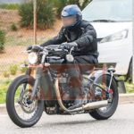 Triumph Bobber spied. Production-ready for 2017 3