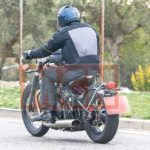 Triumph Bobber spied. Production-ready for 2017 4