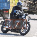 Triumph Bobber spied. Production-ready for 2017 5