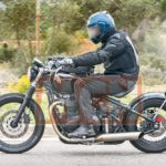 Triumph Bobber spied. Production-ready for 2017 2