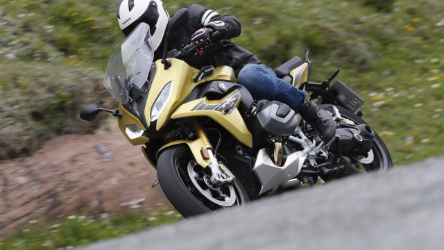 2019 BMW R1250RS First Ride in the Alps 35